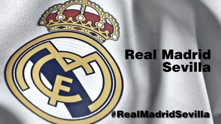 "ONCE INICIAL / LINE-UP: Real Madrid-Sevilla | UEFA Super Cup: ""La alineación del Real Madrid ante el Sevilla. Real Madrid's starting XI against Sevilla. #RealMadridSevilla #SuperCup #RMLive ""- http://www.pixable.com/share/5P9Go/?tracksrc=SHPNAND0"