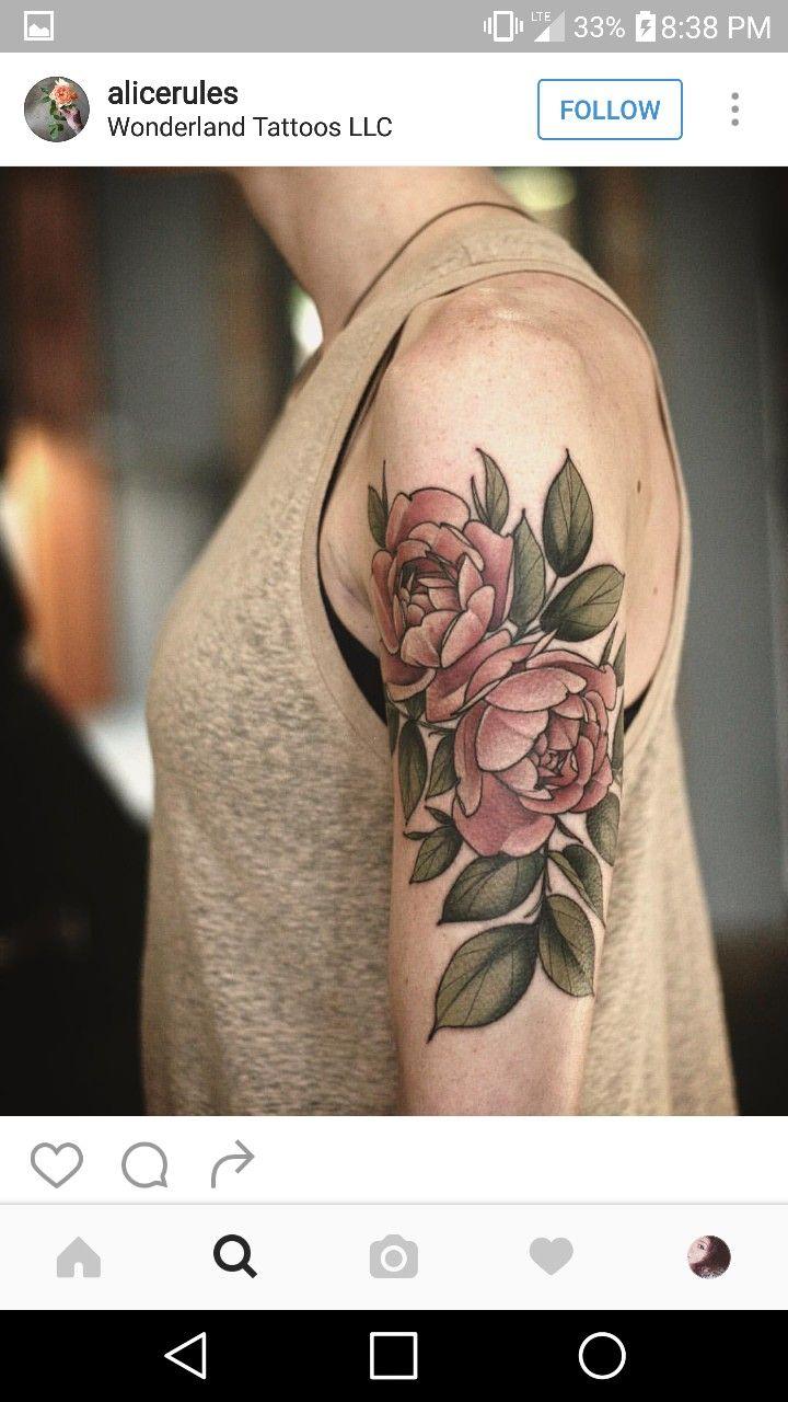 best Framed Flower Tattoo images on Pinterest Tattoo ideas