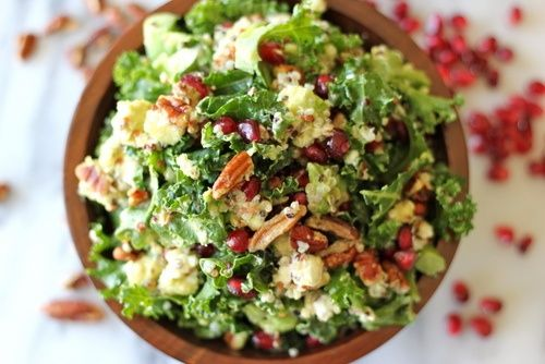 Lean Green Power Salad Recipe - Cancer Fighting Food - http://acidrefluxrecipes.com/lean-green-power-salad-recipe-cancer-fighting-food/