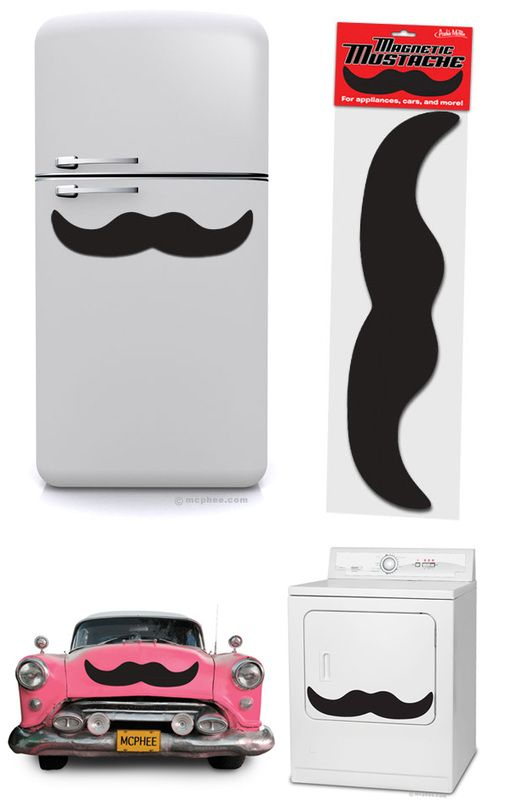Mustaches: Coming back into style