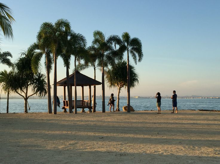 Jepara Beach, at D'season Resort.