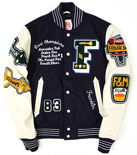 Varsity Jackets, School Patches, Custom Embroidered School