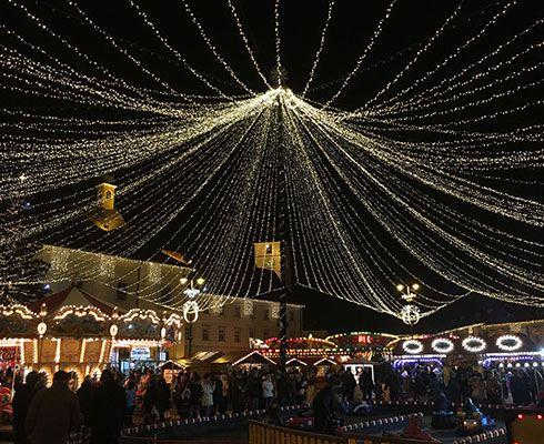 Târgul de Crăciun din Sibiu: cum ne-am bucurat de iarnă în cel mai frumos oraș din România