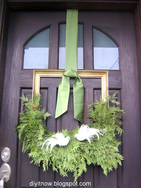 17 Best Images About Wreaths On Pinterest Front Door