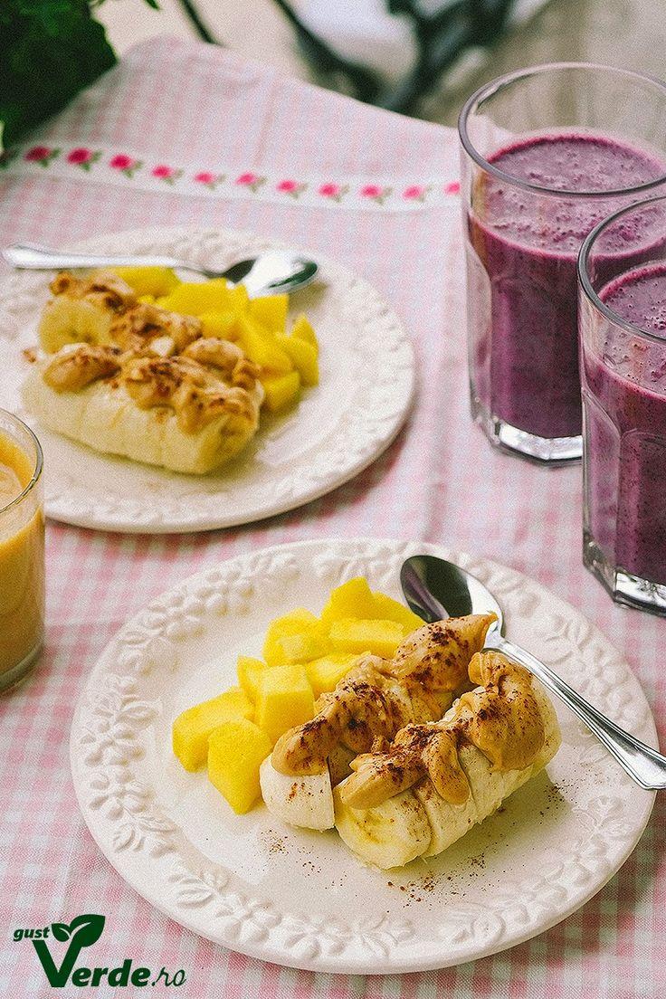 Gust Verde: Un mic dejun perfect incepe cu tine.
