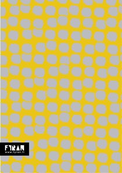 Mönsterkollektivet FYRAN / Pattern / Snöboll