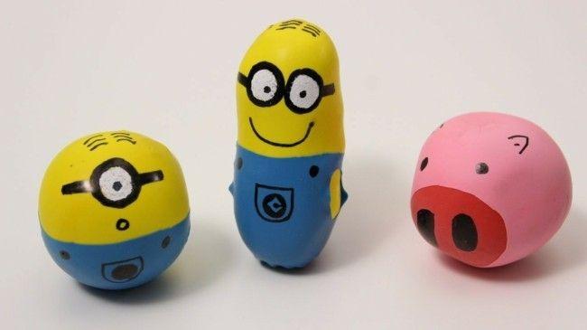 Berühmt Anti Stressball selber machen - Bilder und Anleitung | Crafts WK41