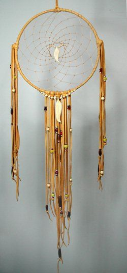 Native American Apache Indian Dreamcatcher