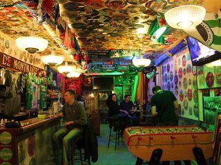 Bars in Montmartre