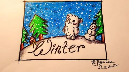 art. winter