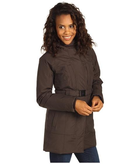 North face women's brooklyn jacket black
