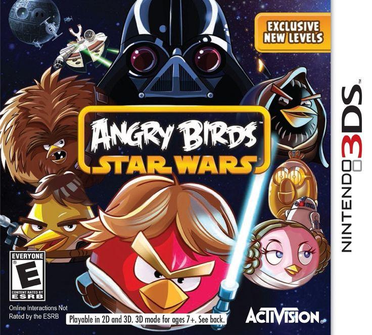 Angry Birds Star Wars - 3DS. Compra en línea fácil y seguro. www.kemik.gt #Kémik