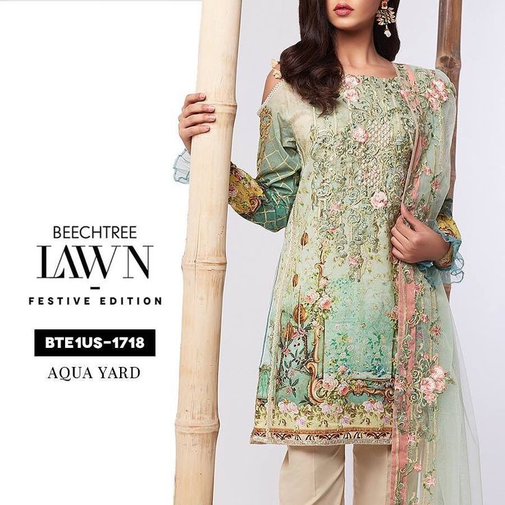 """629 Likes, 7 Comments - BEECHTREE (@beechtree_pk) on Instagram: """"Summer perfect! Rs. 4,800/- #prep4eid #BTLawn #prebooknow #ordernow #beechtree #unstitched…"""""""
