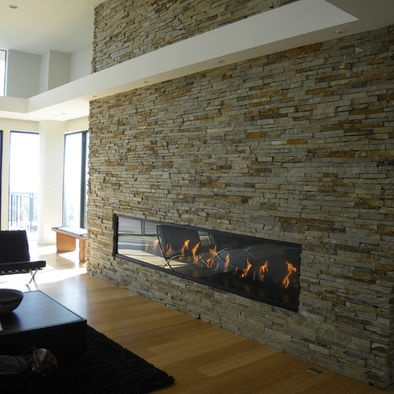 146 Best Images About Contemporary Fireplace Designs On