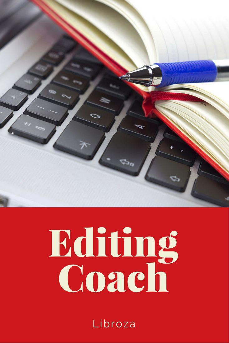 L'editing Coach è un esperto al tuo fianco che ti aiuta a correggere il tuo libro per migliorarlo. - Libroza.com