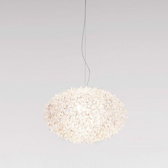 Bloom lampe II, Krystall, Kartell