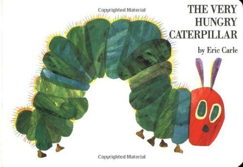 The Very Hungry Caterpillar by Eric Carle http://www.amazon.com/dp/0399226907/ref=cm_sw_r_pi_dp_kS8zub0JZBCP3