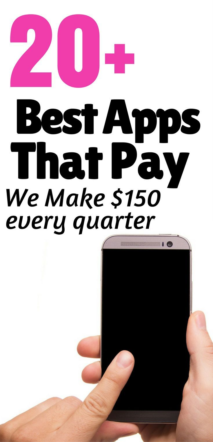 earn extra money apps l apps that pay l make extra money l iphone apps l android apps l money saving tips