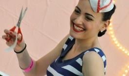 burlesque at America's Fun 2012