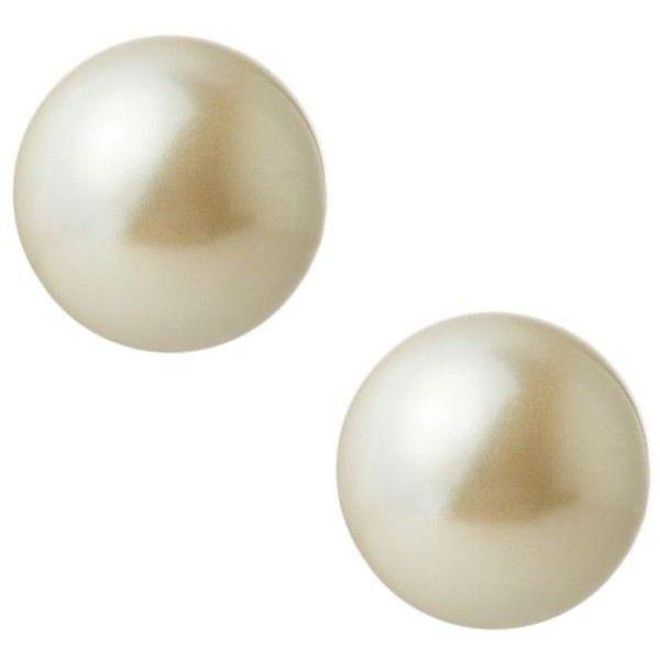 Best 25+ Pearl stud earrings ideas on Pinterest | Pearl ...