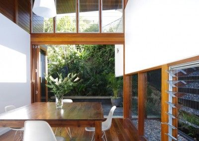 1950's Family Home Renovation Brings Light Air and Life