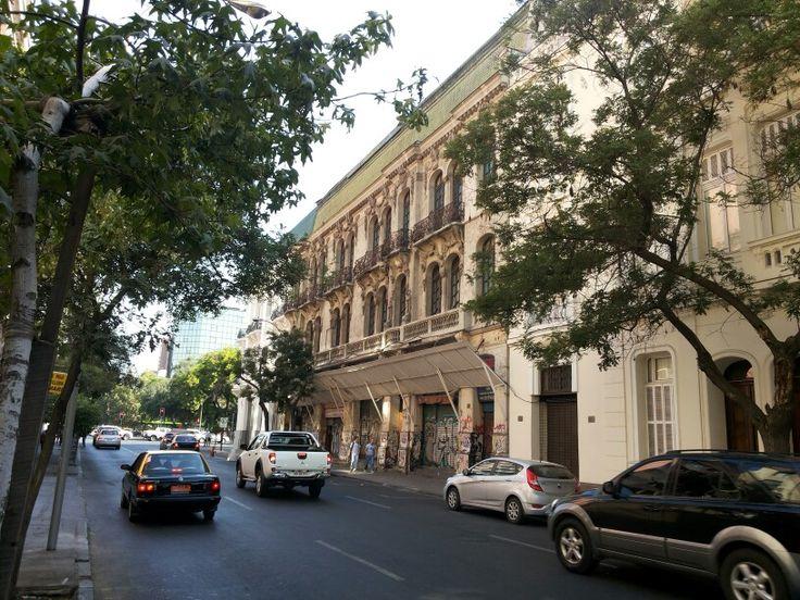 Calle 18 Santiago de Chile