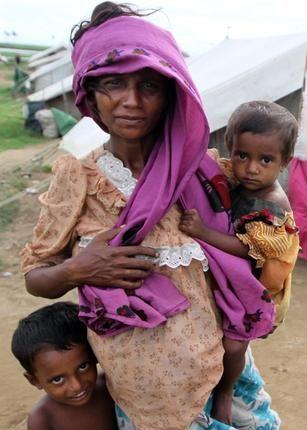 Rohingya Muslims: nowhere people