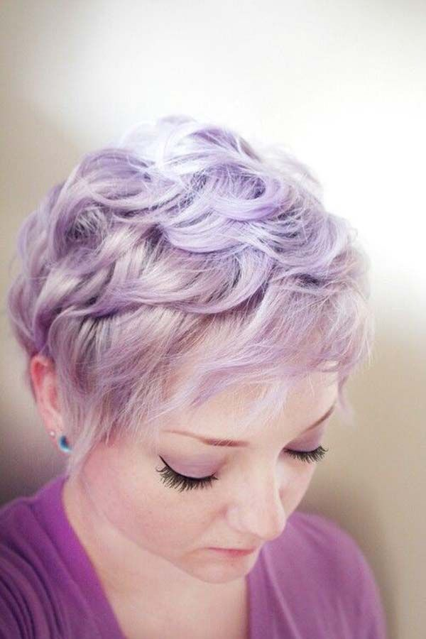 Pastel Colored Pixie Cuts That Prove Fairy Hair Is Better Than Mermaid Hair - That Cheap Bitch