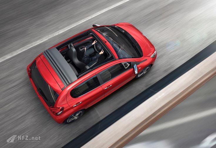 Peugeot 108 Cabrio