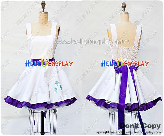 My Little Pony Cosplay Rarity Dress