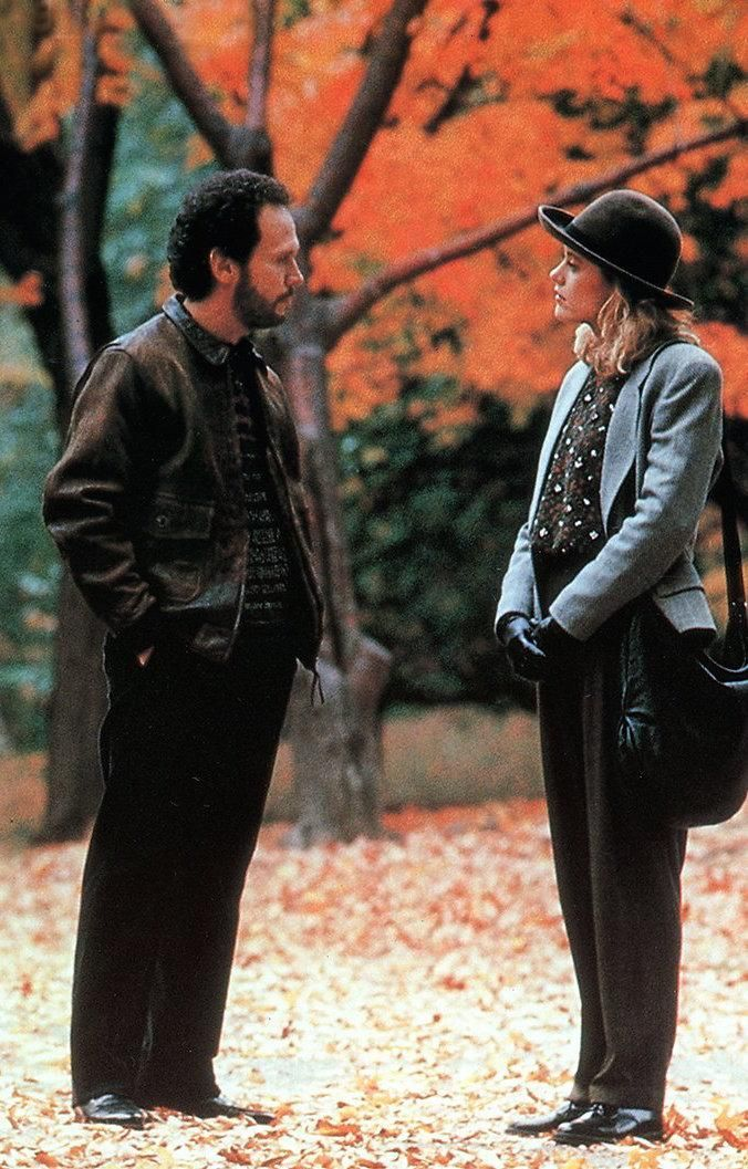 When Harry met Sally-- one of my favorites