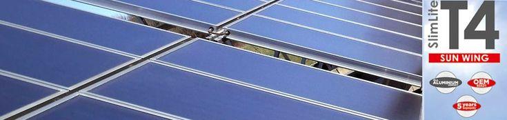 Solární kolektory Sun Wing T4 Alu Tento kolektor pochází z produkce českého výrobce firmy TWI a.s., sídlící ve Vrbně pod Pradědem. Tato firma má již na ČR trhu dlouholetou tradici a její produkty jsou na vysoké kvalitativní úrovni. Jedná se o plochý kolektor určený k celoročnímu použití.
