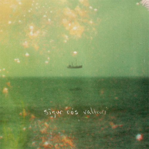 Sigur Ros - Valtari on 2LP + MP3 Coupon