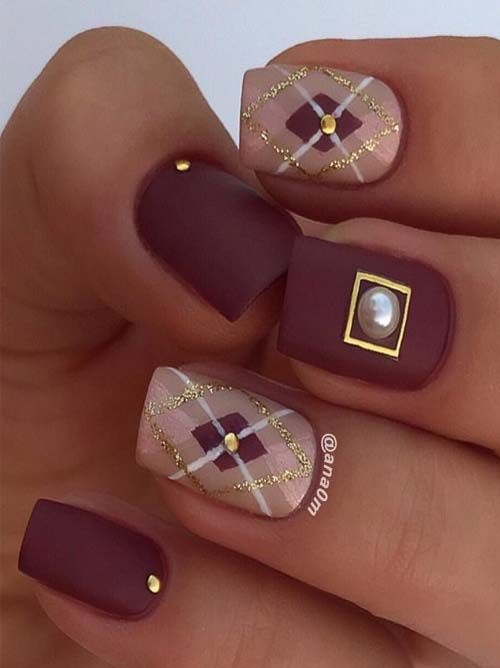 Latest Nails Arts Designs Wedding 2019 Sayings In 2019 Pinterest