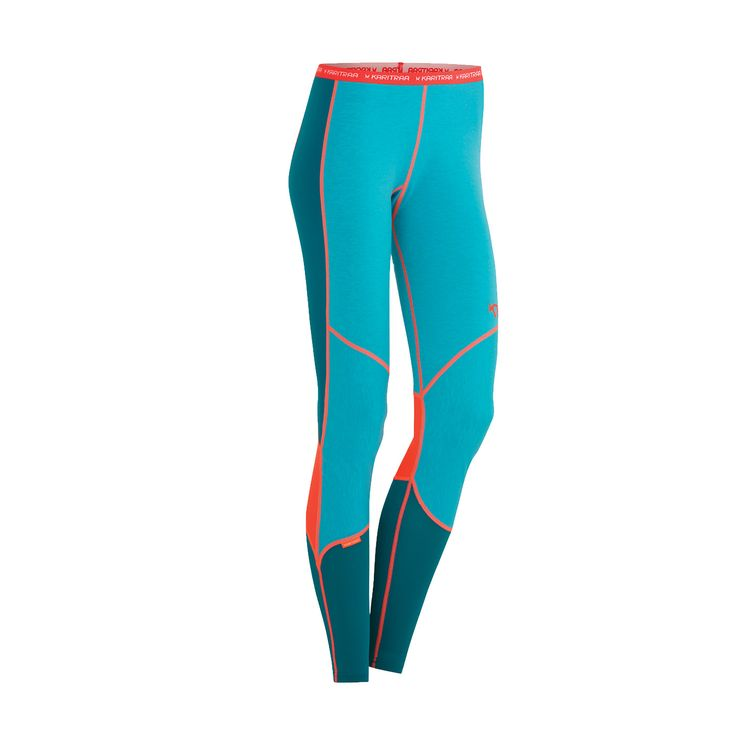KARI TRAA SVALA BASELAYER PANT Sleek, sporty and warm, the Kari Traa Svala Baselayer Pant is perfect as an under layer on chilly days. Quick-drying, stretch fabric provides warmth and breathability so you are never too hot. Complete with a snug, full length fit to give you total cold weather protection and freedom of movement.  Light blue. Sizes: XS – XL. DRC8404 GREAT PRICE: $79.99 *PRICES VALID SEPTEMBER 1ST – JANUARY 31ST, 2016