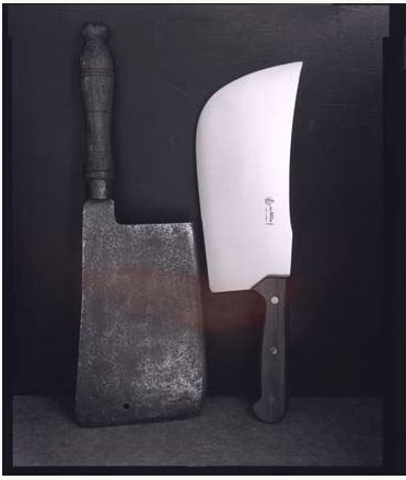 Knives    Cleavers