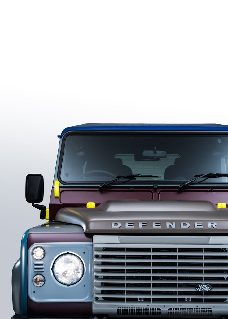 2015 Land Rover Defender Paul Smith Edition