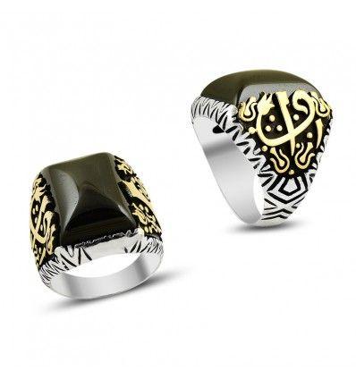 Elif-Vav Erkek Yüzüğü 925 Ayar Gümüş #erkek #gümüş #yüzük #vav #takı #erkektakıları #aksesuar #istanbul #izmir #ankara