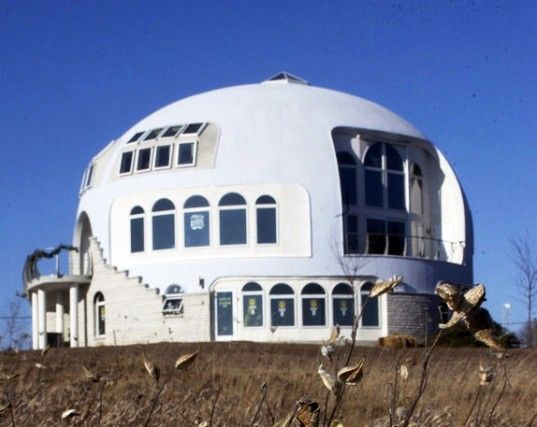 10 images about monolithic dome homes on pinterest for Energy efficient concrete homes