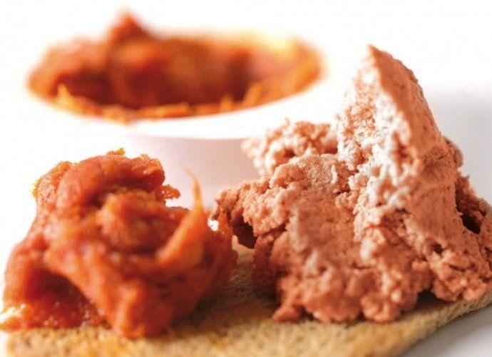 Paté de sobrasada para #Mycook http://www.mycook.es/cocina/receta/pate-de-sobrasada