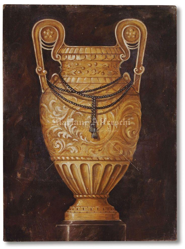 Fresco, 1095 - Anfora cesellata (Periodo Classico)