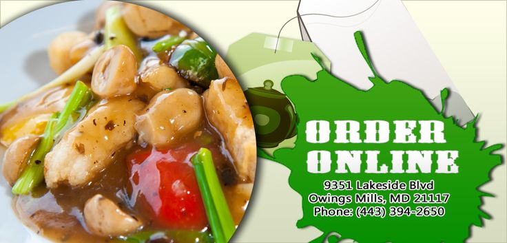 Asian Kitchen - Owings Mills - MD - 21117 - Menu - Asian, Chinese, Lunch Specials, Thai - Online Food in Owings Mills
