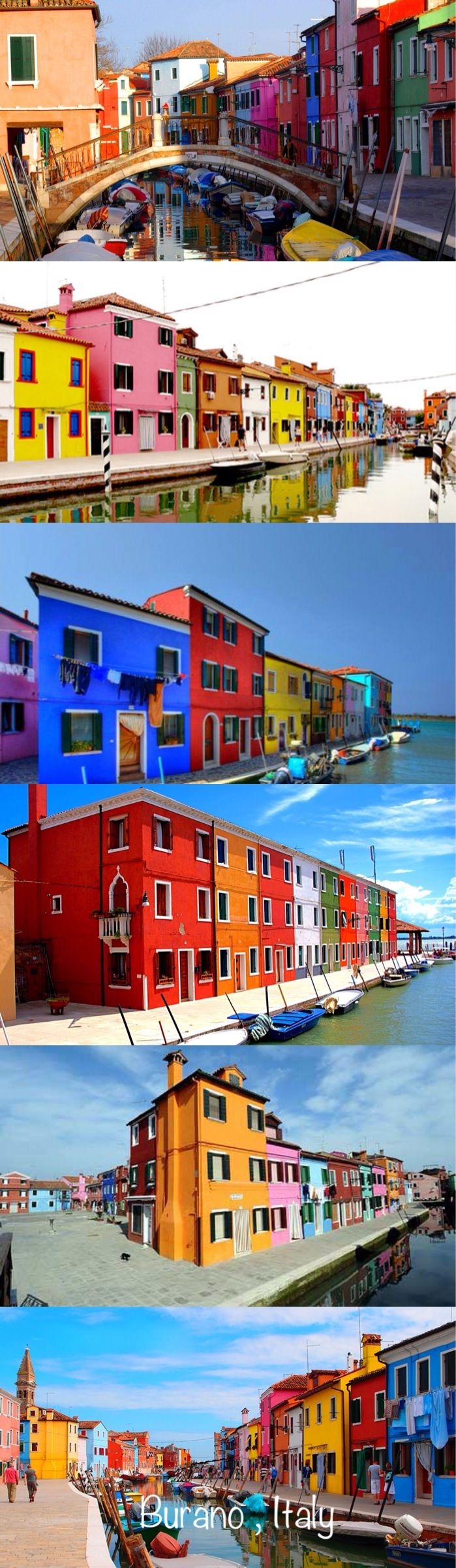 Burano , Italy...My favorite place in Italy!!! My daughter and I roamed around like we lived there.