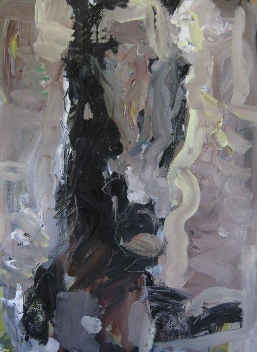 Abstract Horse Painting Painting  - Abstract Horse Painting Fine Art Print