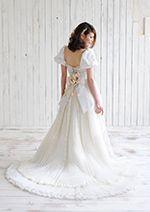 W7F-578|その他のブランド|ブランド|オシャレでこだわり、個性的なウェディングドレス、カラードレス、タキシードレンタルならドレスショップブランシェ
