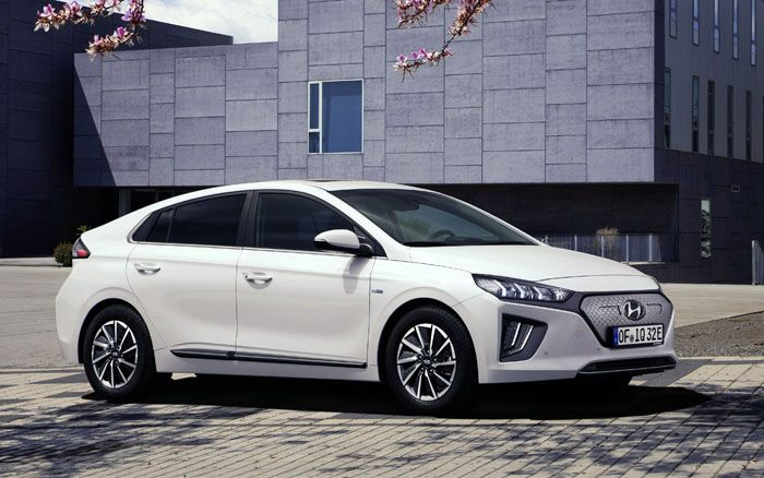 2020 Hyundai Ioniq Hybrid Car Crossover Suv Car Manufacturers
