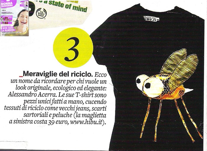 hibu alessandro acerra press,eco t-shirt,moda,art,milano moda,magliette,fatto a mano,capo unico,alta moda,fashion,eco fashion