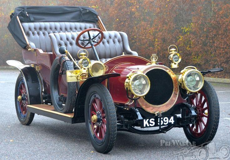 Delaunay-Belleville HB4 Rois Des Belges 1911 for sale