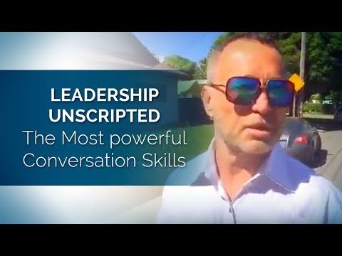 """Here's my latest video! .@TheDovBaron #Leadership Unscripted Show: The Most powerful Conversation Skills""""  https://youtube.com/watch?v=S3f4Cd2C5wA"""