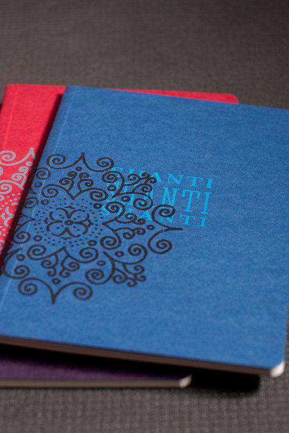 Shanti shanti shanti Notebook